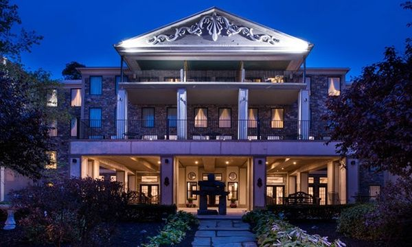 Niagara Crossing Hotel Spa Lewiston Ny Niagara Falls