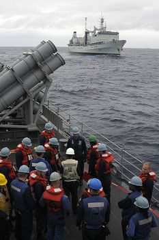 Canadian navy ship: HMCS Protecteur towed to Hawaii after fire http://www.examiner.com/article/canadian-navy-ship-hmcs-protecteur-towed-to-hawaii-after-fire