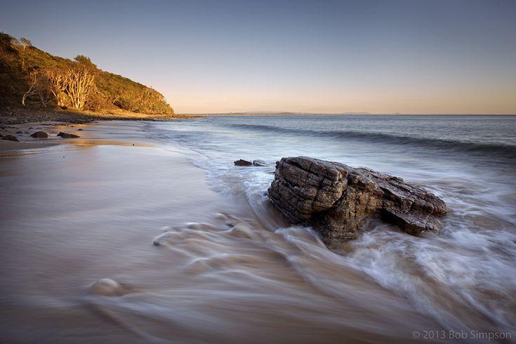 Tea Tree Bay Noosa National Park Australia
