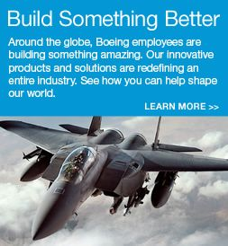 build something better with boeing aerospace engineeringindex pagecareer - Boeing Aerospace Engineer Sample Resume