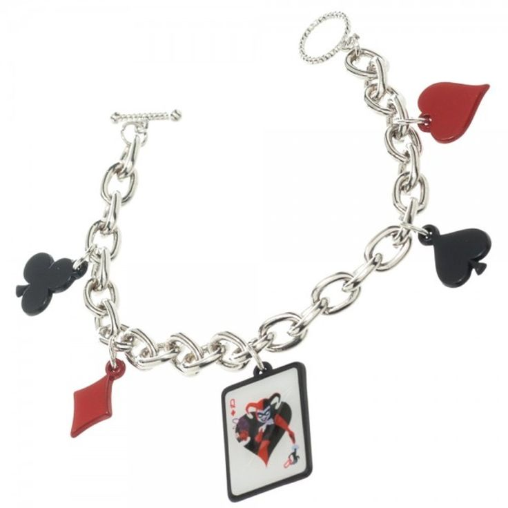 1000 images about harley quinn and the joker on pinterest for Harley quinn and joker jewelry