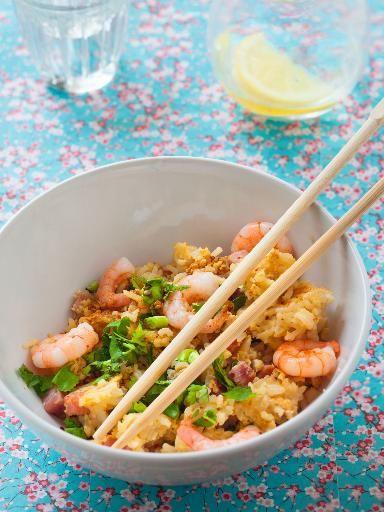 17 meilleures id es propos de riz frit sur pinterest recettes asiatiques recettes de riz et. Black Bedroom Furniture Sets. Home Design Ideas