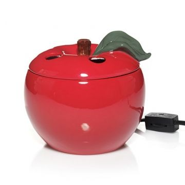 apple wax warmer