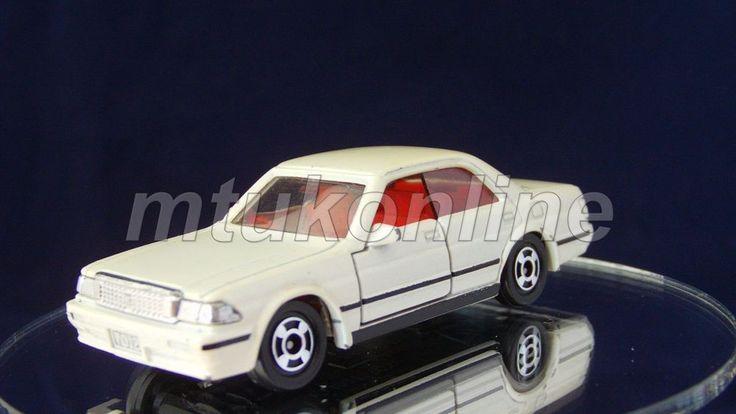 TOMICA 55 TOYOTA CROWN 1987 | 1/63 | JAPAN | 55E-3 | NO BOX