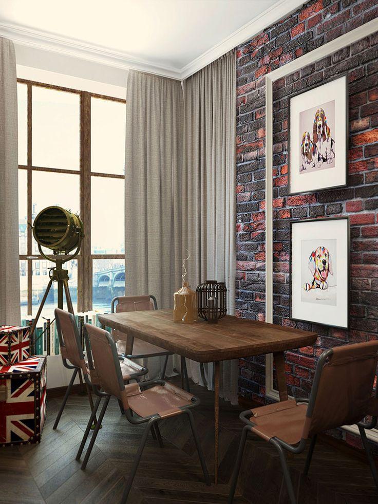 28 best Arredamento in stile industriale images on Pinterest