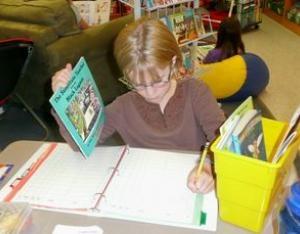 The Reader's Notebook   Scholastic.com