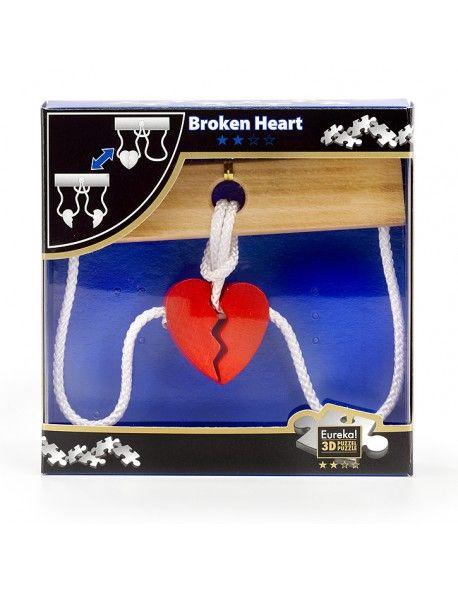 Quebra Cabeças Eureka Puzzle - Broken Heart