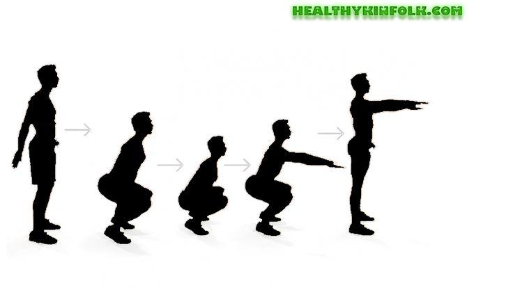 hindu squats workout chart