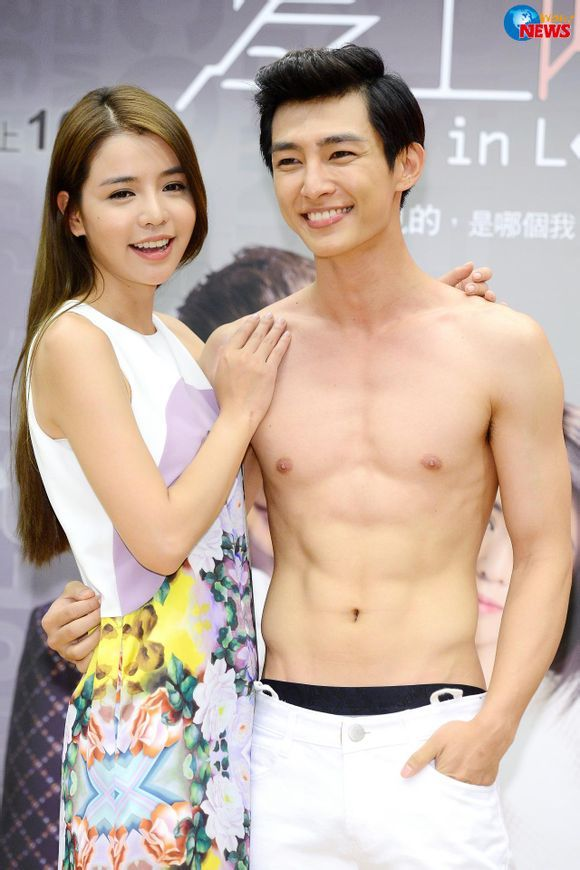 Aaron Yan Delivers Shirtless Fanservice as Ratings Rise for Fall in Love with Me | A Koala's Playground