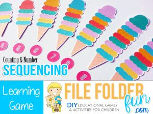 Our Sequencing games are printable games where children put the cards in the proper order or sequence. This order can be based on Size, Time, Shape and more. Many of our sequencing printables can ...