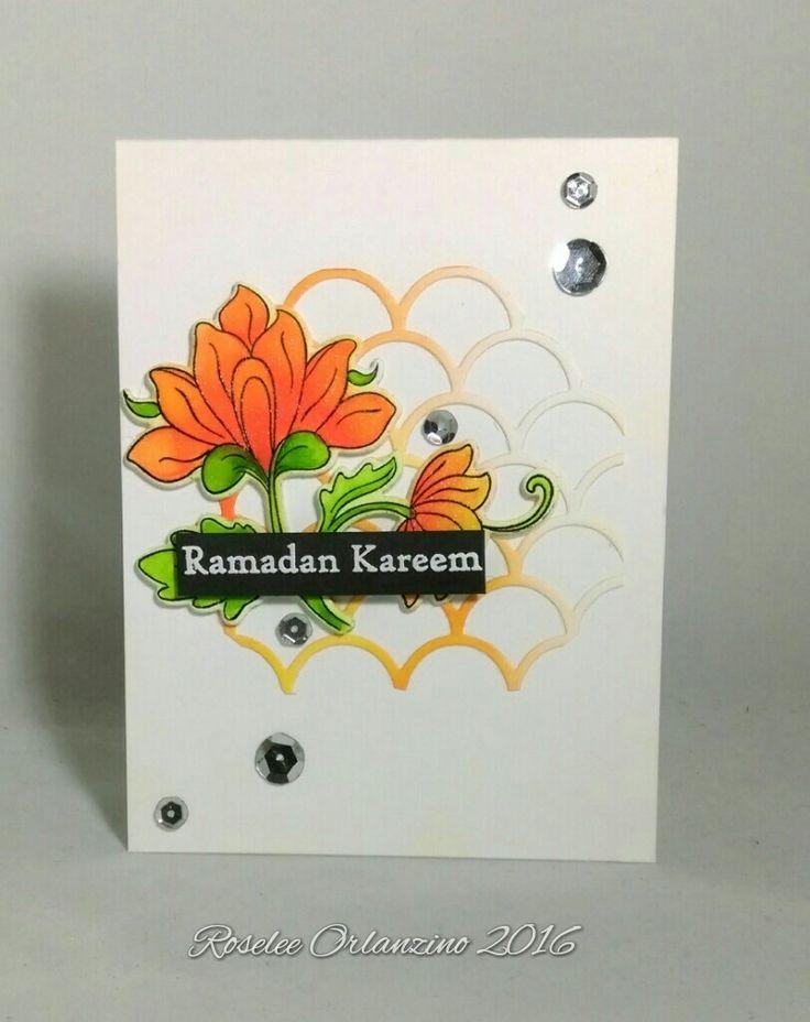 The 61 best altenew eid and ramadan greetings images on pinterest altenew ramadan greetings and persian motifs eid card ramadan card httpswww m4hsunfo