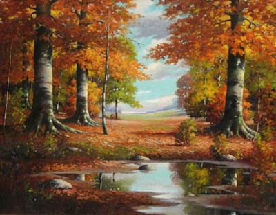 Richmond Autumn Landscape