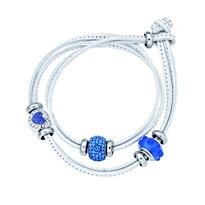 Amore & Baci leather bracelet