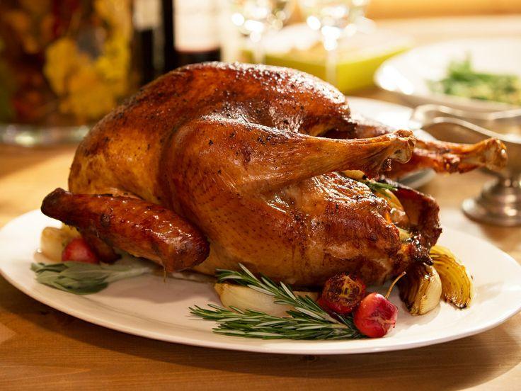 America S Test Kitchen Grilled Turkey Recipe