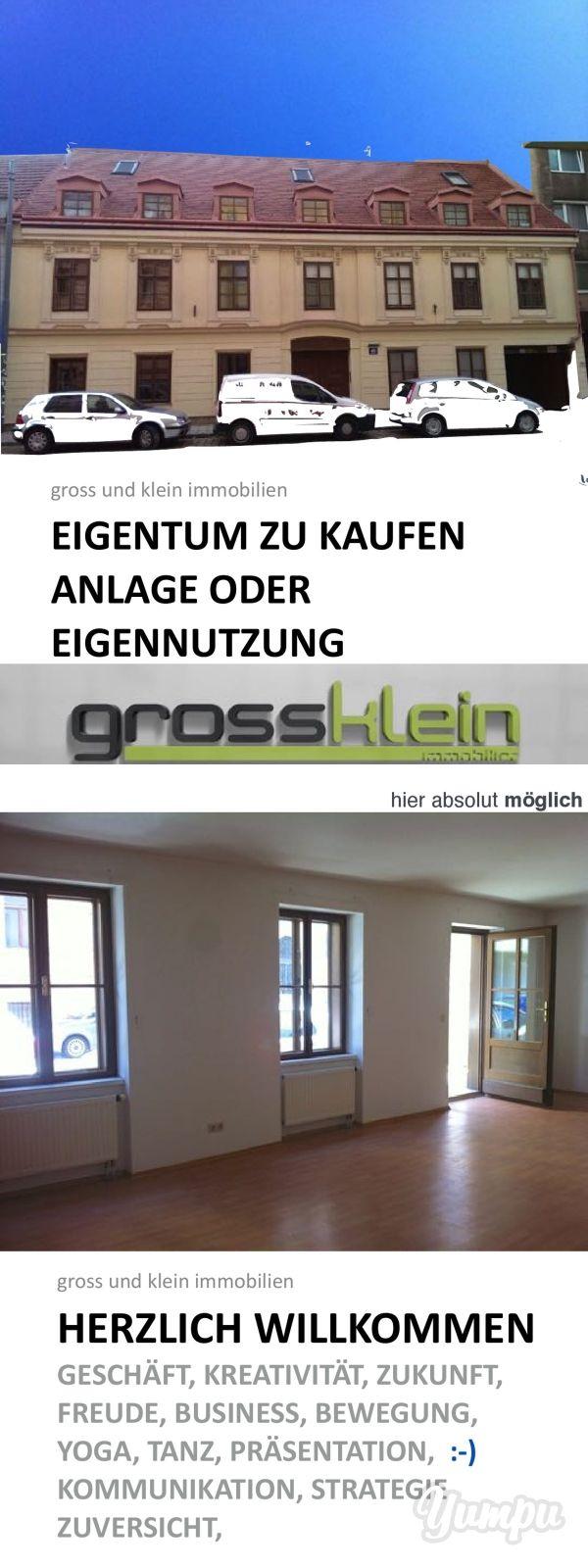 EIGENTUM(ZU(KAUFEN( ANLAGE(ODER(( EIGENNUTZUNG - Magazine with 10 pages: ein schönes Stückchen Wien  Zum Verkauf gelangt einca. 56 m² großes Büroin derNähe der Josefstädter Straße, 1080 Wien. Die zum Verkauf stehende Geschäftsfläche wurde bis vor kurzem noch als Büro gemietet. Es befindet sich in derAlbertgasseund ist aufgeteilt in einen großen Haupt/Arbeitsraum mit 2 Eingängen (Straßeneingang und auch vom Stiegeninnehaus begehbar), dahinterliegend befindet sich ein 2.Raum und ein…
