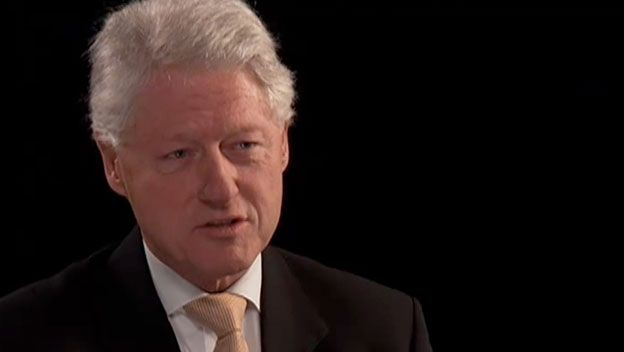 [video] Jan 20, 1993 Bill Clinton was sworn in as the 42nd president of the United States.