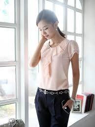 Resultado de imagen para pink blouses