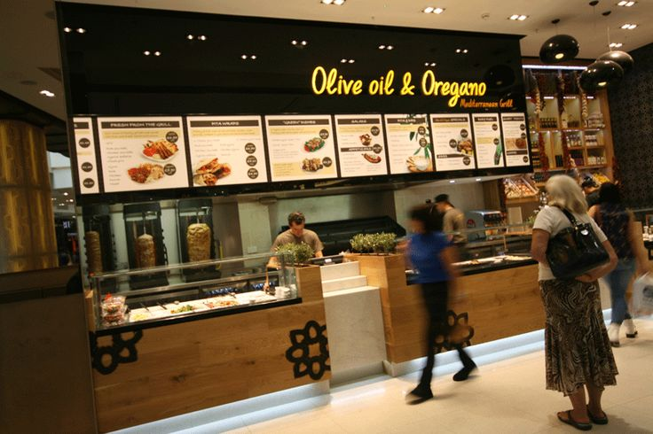 Olive oil oregano winner icsc most innovative concept