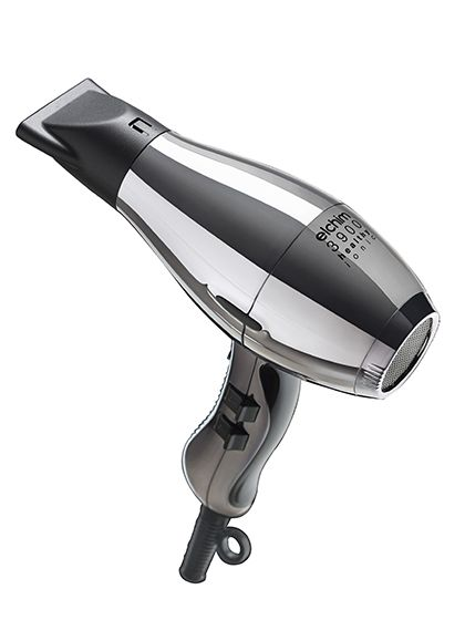 "Elchim 3900 Healthy Ionic blow-dryer This 2,000-watt ceramic dryer uses far-infrared heat (a uniform type of heat that penetrates strands) to dry hair quickly and evenly, while the comfortable ergonomic handle makes it easy to maneuver. ""I like it because it tends to blow hard air, which I prefer over many of the new tourmaline dryers, which blow softer air,"" says hairstylist Adir Abergel. ""The Elchim makes hair look fuller and sexier."" Considering he's the man behind many of Reese…"