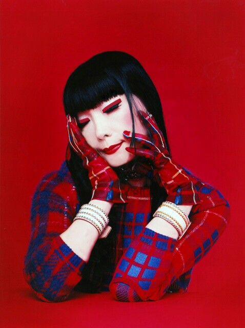 Non-Shiseido image of Sayoko Yamaguchi