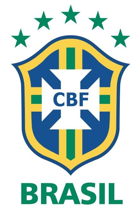 Brazilian Football Confederation & Brazil National Team Logo [EPS-PDF Files]