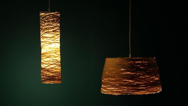 Paso a paso: aprendé a hacer tu propia lámpara by lanacion.com