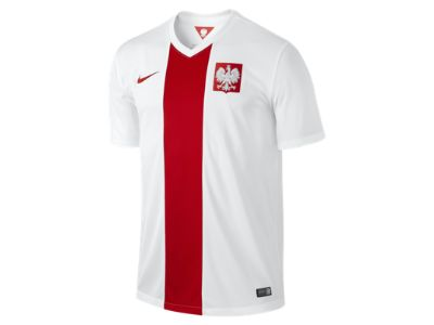 2014 Poland Stadium Men's Football Shirt