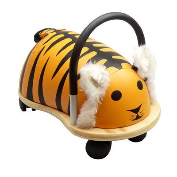 Wheelybug tijger klein, wordt de koning van het huis met deze wilde tijger! geschikt voor kinderen van 1 tot en met 4 jaar!  http://www.planethappy.nl/wheelybug-tijger-klein.html