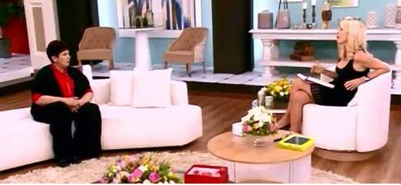 Η Λένα Μαντά καλεσμένη στην εκπομπή της Ελένης Μενεγάκη
