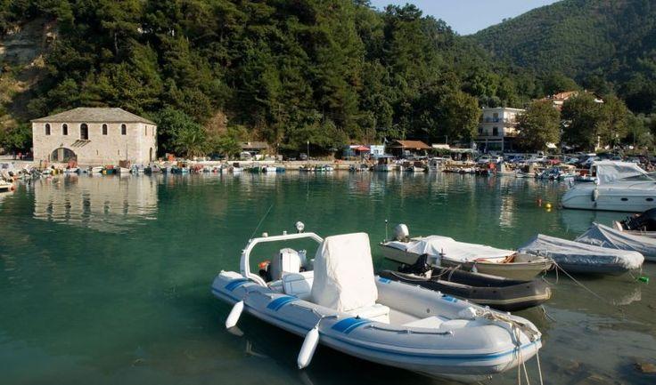 Skala Potamias Thassos island Greece