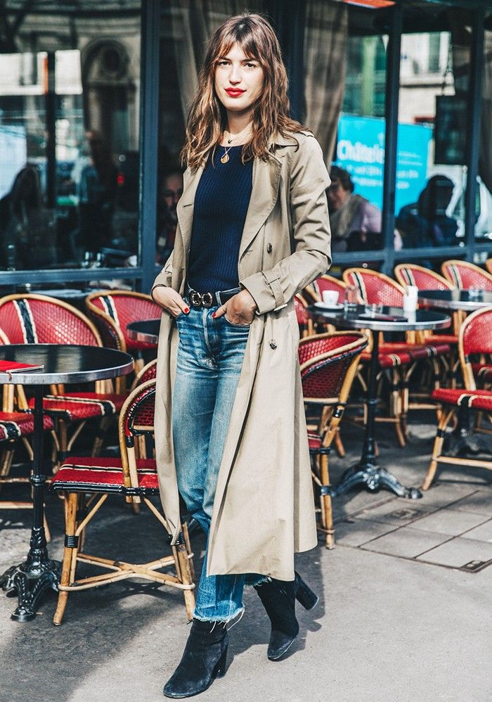 How to Dress Like a Parisian, According to a French Designer via @WhoWhatWear