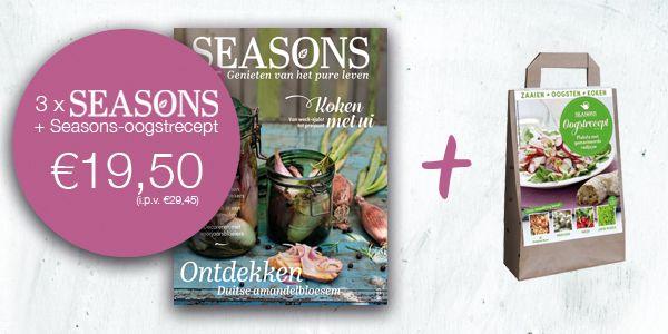 Zwarte bessenlikeur (creme de casis) | Seasons.nl