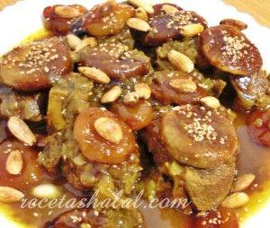tajine de ternera con higos y albaricoques caramelizados https://es.pinterest.com/Marycris60/cocina-arabe/