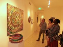 The Pormpuraaw Art Centre in Cape York exhibits their work and sells directly to the public. They are also represented in a major commercial art gallery in Melbourne.