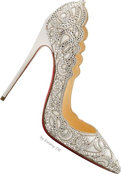 Brilliant Luxury by Emmy DE * Christian Louboutin 'Top Vague' Spring 2015