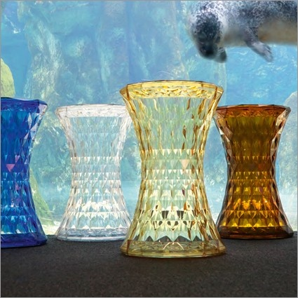 KARTELL STONE STOOLS by MARCEL WANDERS arrive tomorrow at the store!