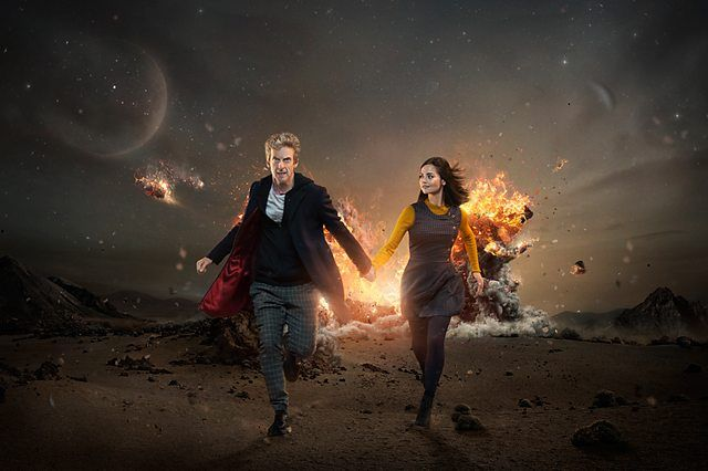 BBC Latest News - Doctor Who - Born to Save the Universe!