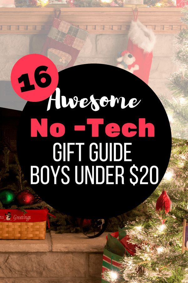 16 Awesome No Tech Gift Guide For Boys Under 20 Sticky Note Mom Christmas Gifts For Boys Diy Gifts For Mom Top Gifts For Kids