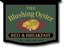 The Blushing Oyster Bed and Breakfast