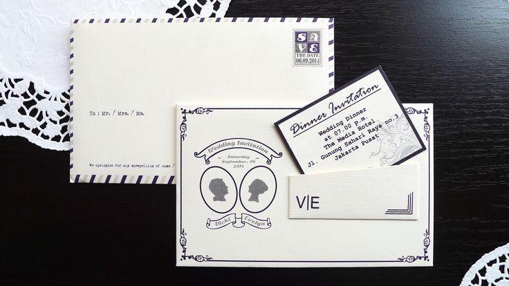 undangan bentuk pos