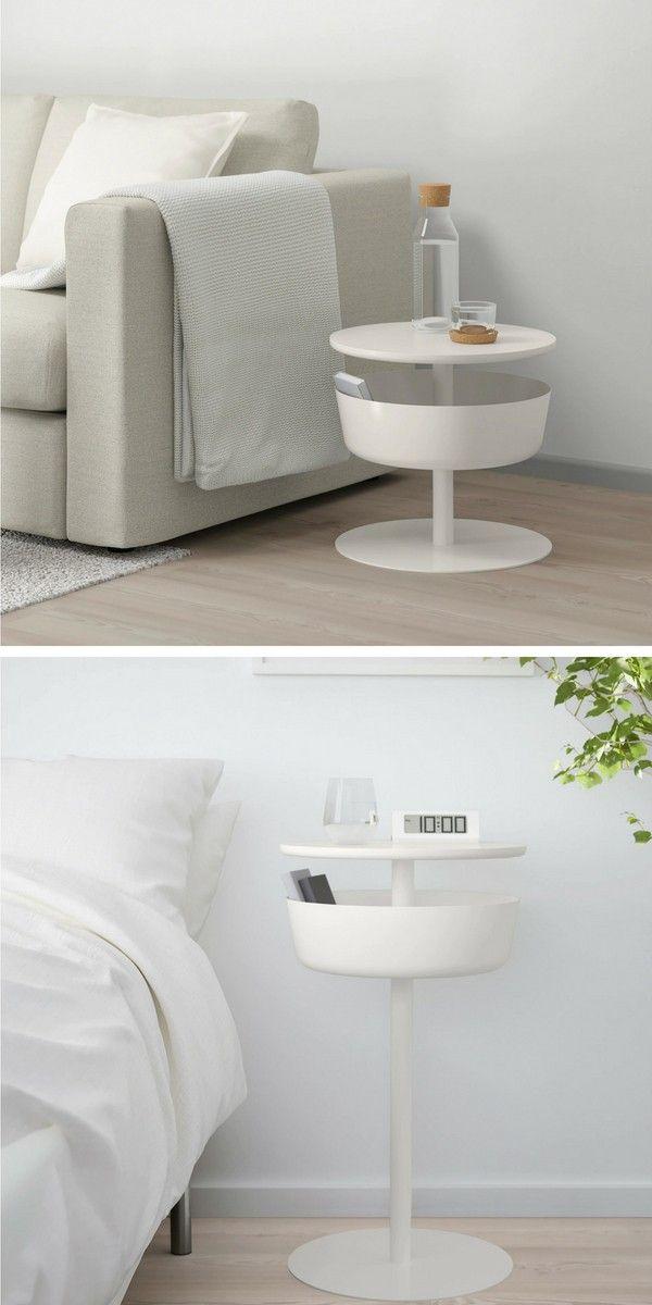 Le Nouveau Catalogue Ikea 2020 Va Nous Endormir Table De Chevet Ikea Ikea Petite Table De Chevet