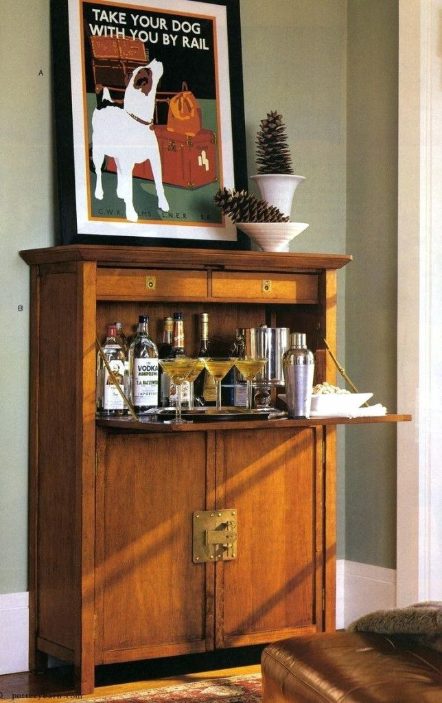 Best 25 locking liquor cabinet ideas on pinterest for Built in drinks cabinet