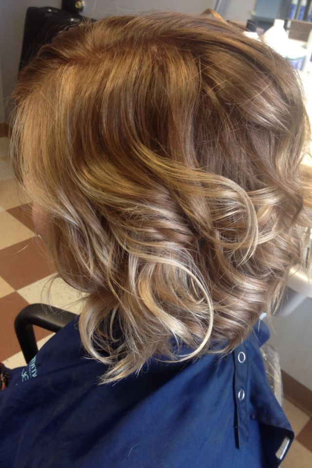 Fall color #short #ombre #blonde #golden | oooo la la hair ...