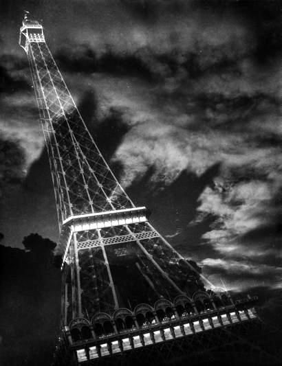 Paris, 1938 by Pierre Boucher: Tour Eiffel, Eiffel Towers, Art Photography, Beautiful Photography