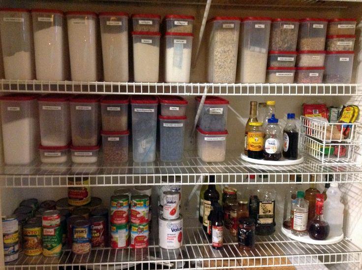 341 best Get Organized Kitchen images on Pinterest Kitchen