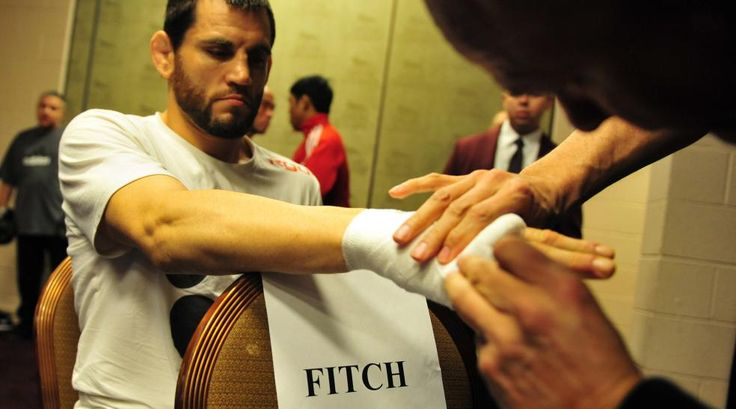 For World Series of Fighting's Jon Fitch, Medical Marijuana Activism Is Personal
