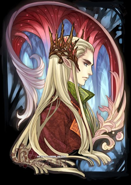 Thranduil Mentioned In Lord Of The Rings
