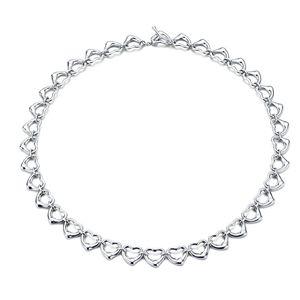 Tiffany and co jewelry Elsa Peretti Continuous Open Heart