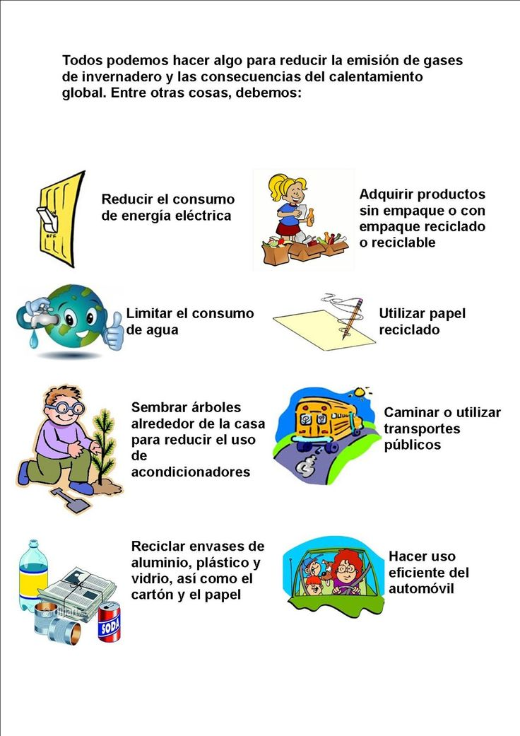 calentamiento global para niños - Google Search