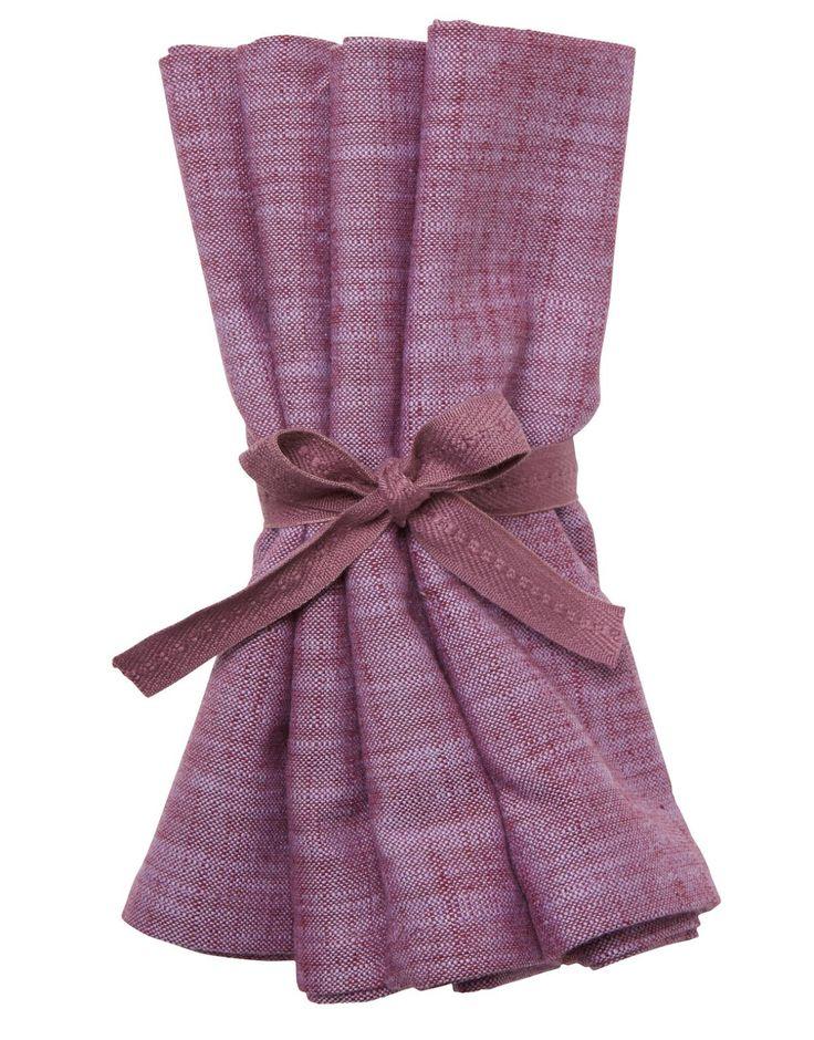 NAPKIN napkin purple